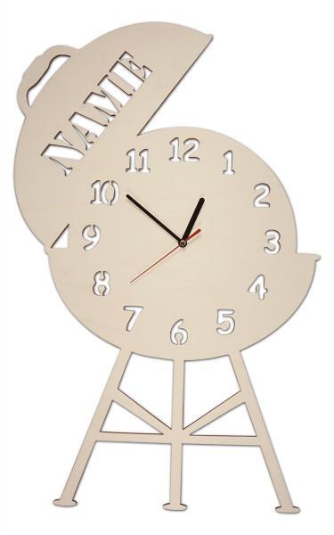 Grill Uhr Geschenk