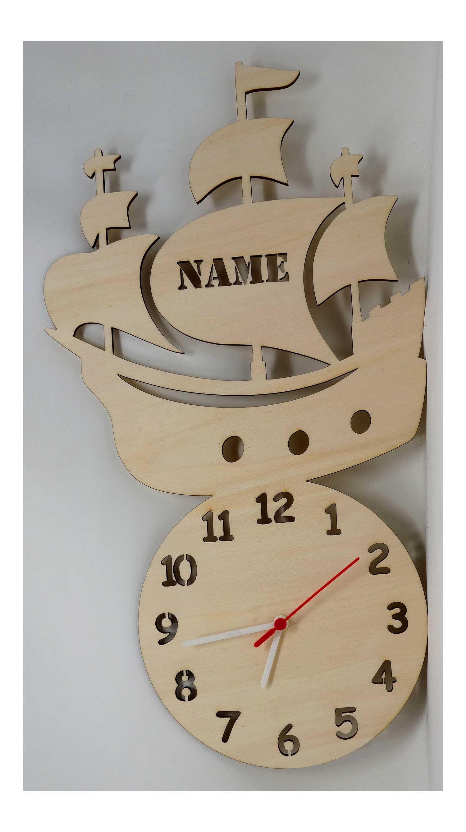 maritime Uhr Tischuhr Seemann Kapitän Rettungsring