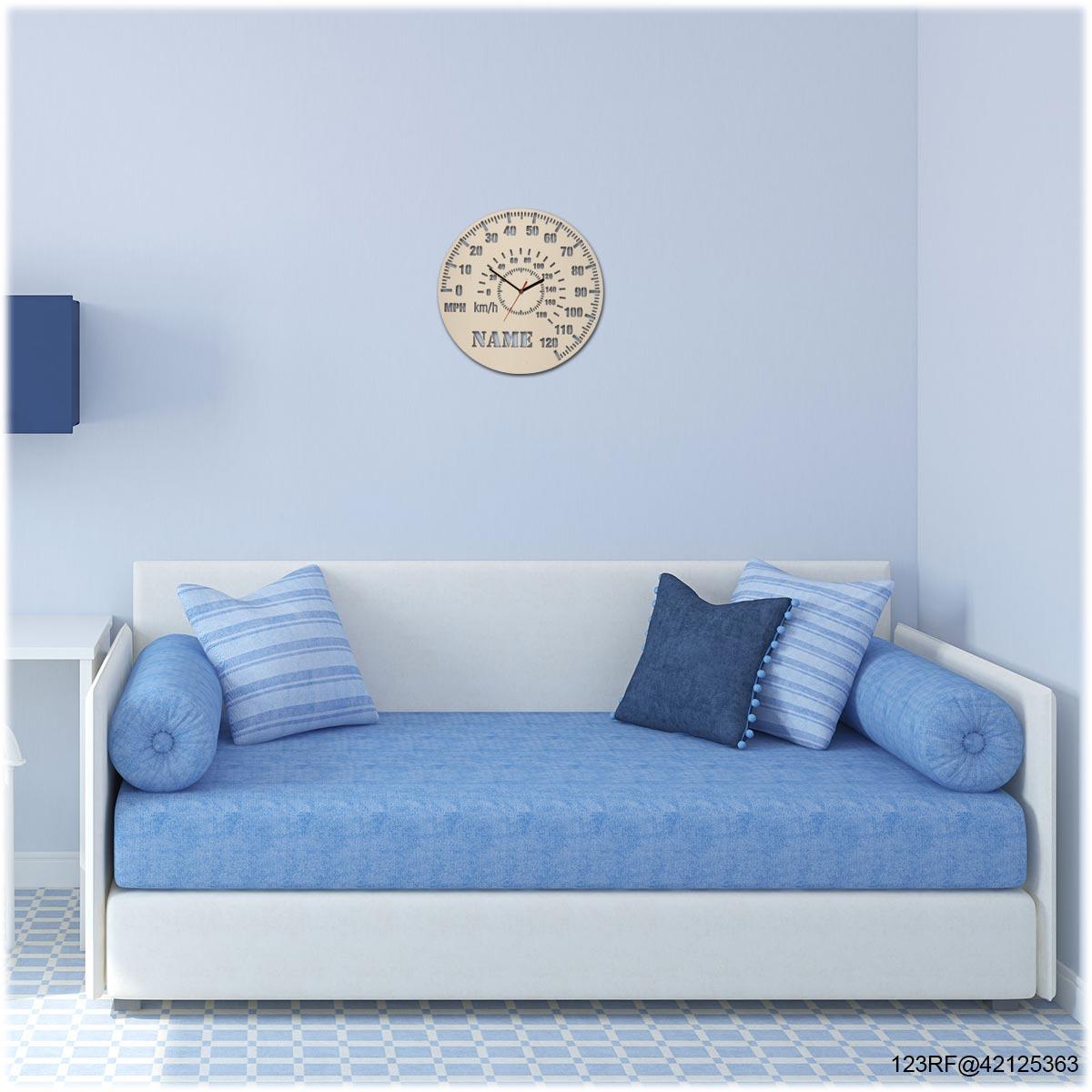 wand uhr kfz tacho geschenke f r autoliebhaber autofahrer autopr fung. Black Bedroom Furniture Sets. Home Design Ideas