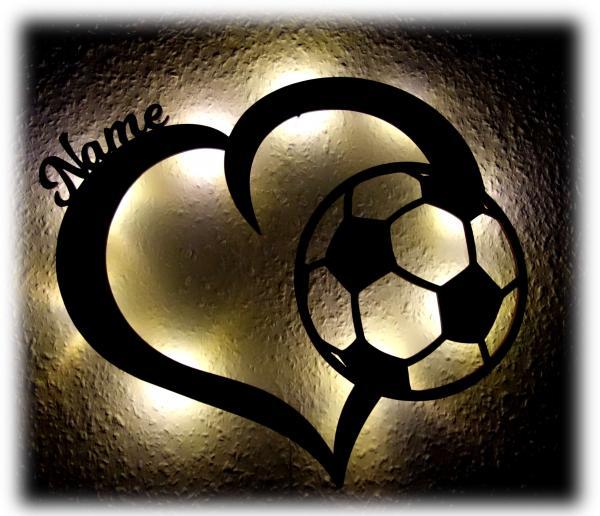 Fußballerin Geschenke mit Gravur