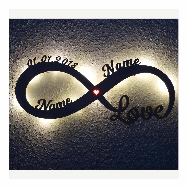 liebesbeweis personalisiert mit namen datum das perfekte geschenk. Black Bedroom Furniture Sets. Home Design Ideas