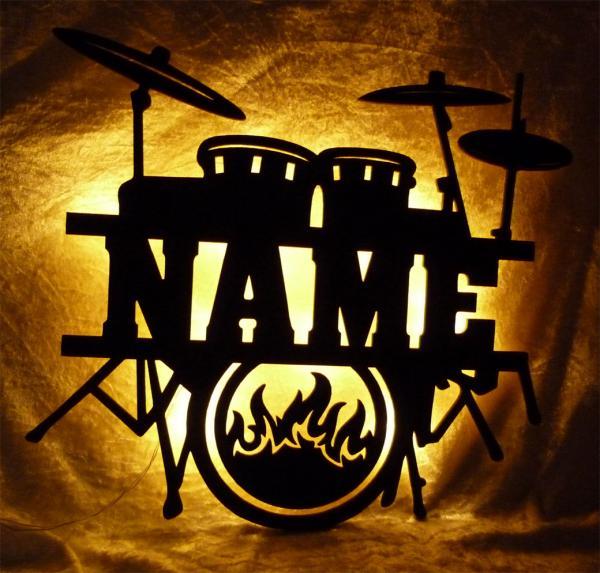Geschenke Musiker Drums Schlagzeug