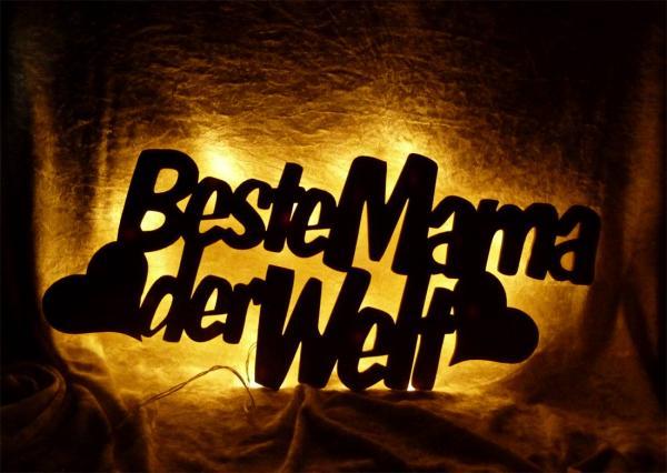 Beste Mama der Welt Geburtstag