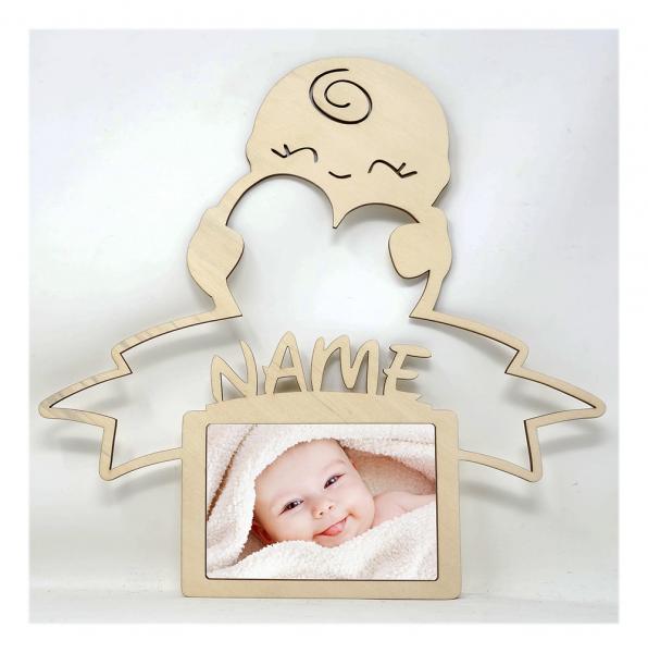 Bilderrahmen Geburt Baby