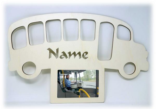 Holz Bus Geschenke mit Namen