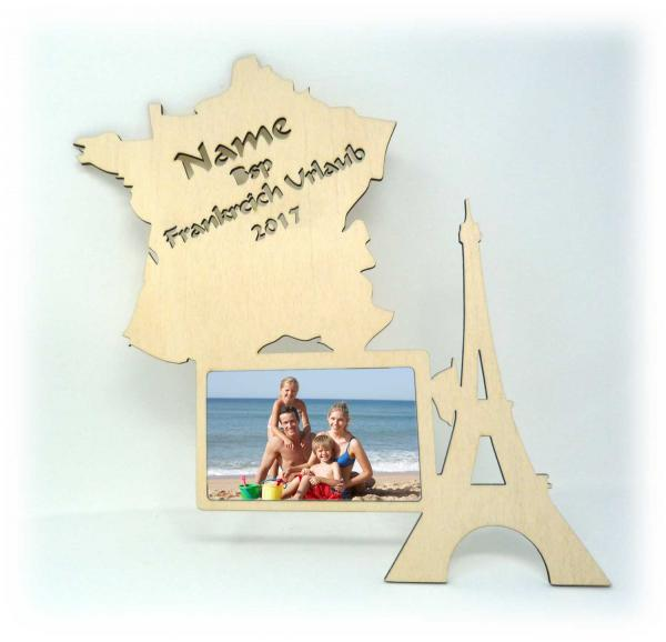 Frankreich Geschenke mit Gravur