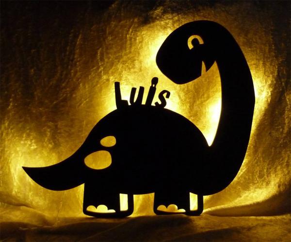Dino Lampe Nachtlicht