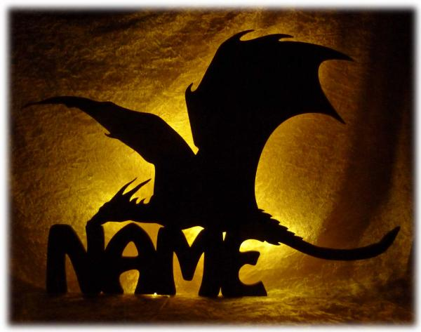 Drachen Geschenke mit Namen