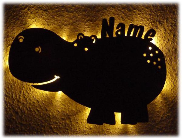 Geschenke Hippo Nilpferd