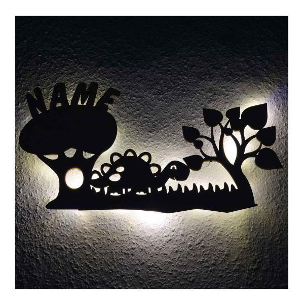 Dino Kinderzimmer Nachtlicht
