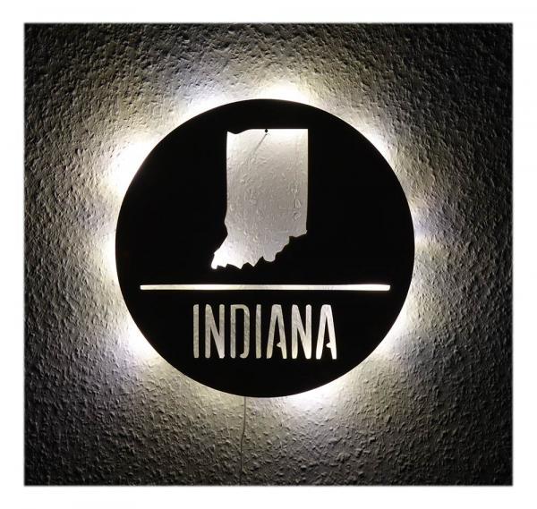 Indiana USA Geschenke Shop