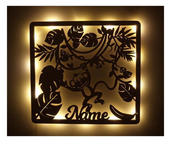Affen Licht Lampe LED