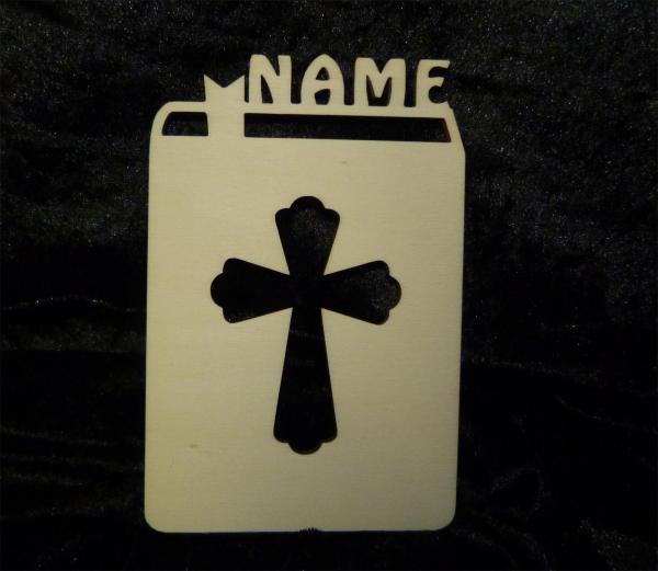 Gastgeschenke zur Geburt und Taufe mit Name