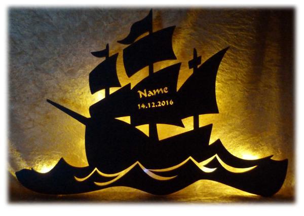 Piraten Geschenk Basteln